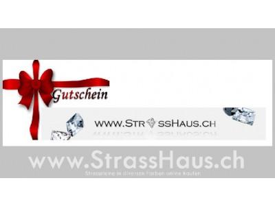 StrassHaus Gutschein CHF  50.00