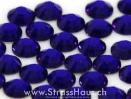 Fingernagel-Strassstein Cobalt F (369)
