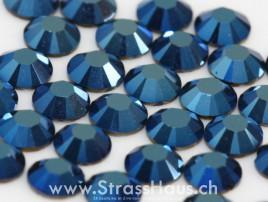 2038 / 2078 Crystal Metallic Blue A (001 METBL)(Hot-Fix)