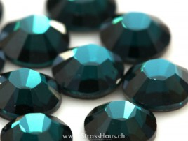 2038 / 2078 Blue Zircon Satin A (229 SATIN)(Hot-Fix)
