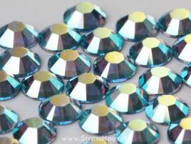 2058 / 2088 Light Sapphire AB F (211)(AB)(ohne Kleber)*