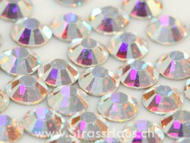 Fingernagel-Strassstein Crystal AB F (001 AB)