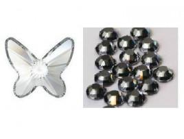 2854 Crystal Silver Night F (001 SINI)