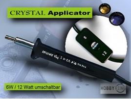 Kristall - Applikator Brillant King inkl. 3 Ausätzen