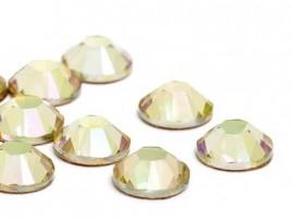 2038 / 2078 Crystal Luminous Green A (001 LUMG)(Hot-Fix)