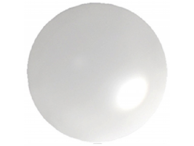 2080/4 Crystal Nacre (001 191) Halbperle Hot-Fix