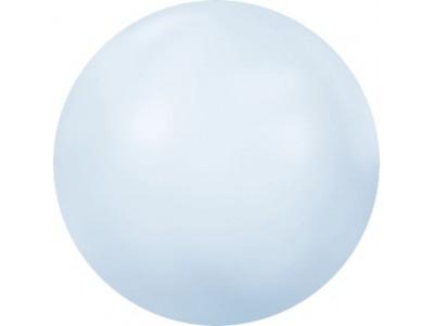 2080/4 Crystal Powder Blue (001 L104) Halbperle Hot-Fix