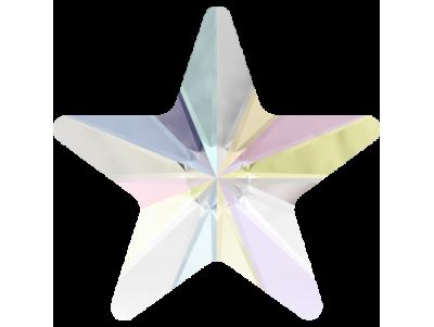 2816 Crystal AB (001)(AB) Rivoli-Star Hot-Fix