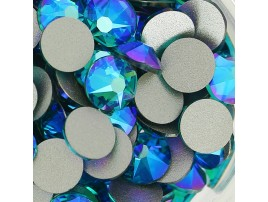 2038 / 2078 Blue Zircon Shimmer A (229 SHIM)(Hot-Fix)