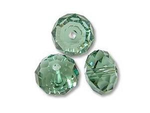 5040 Briolette Perlen rund